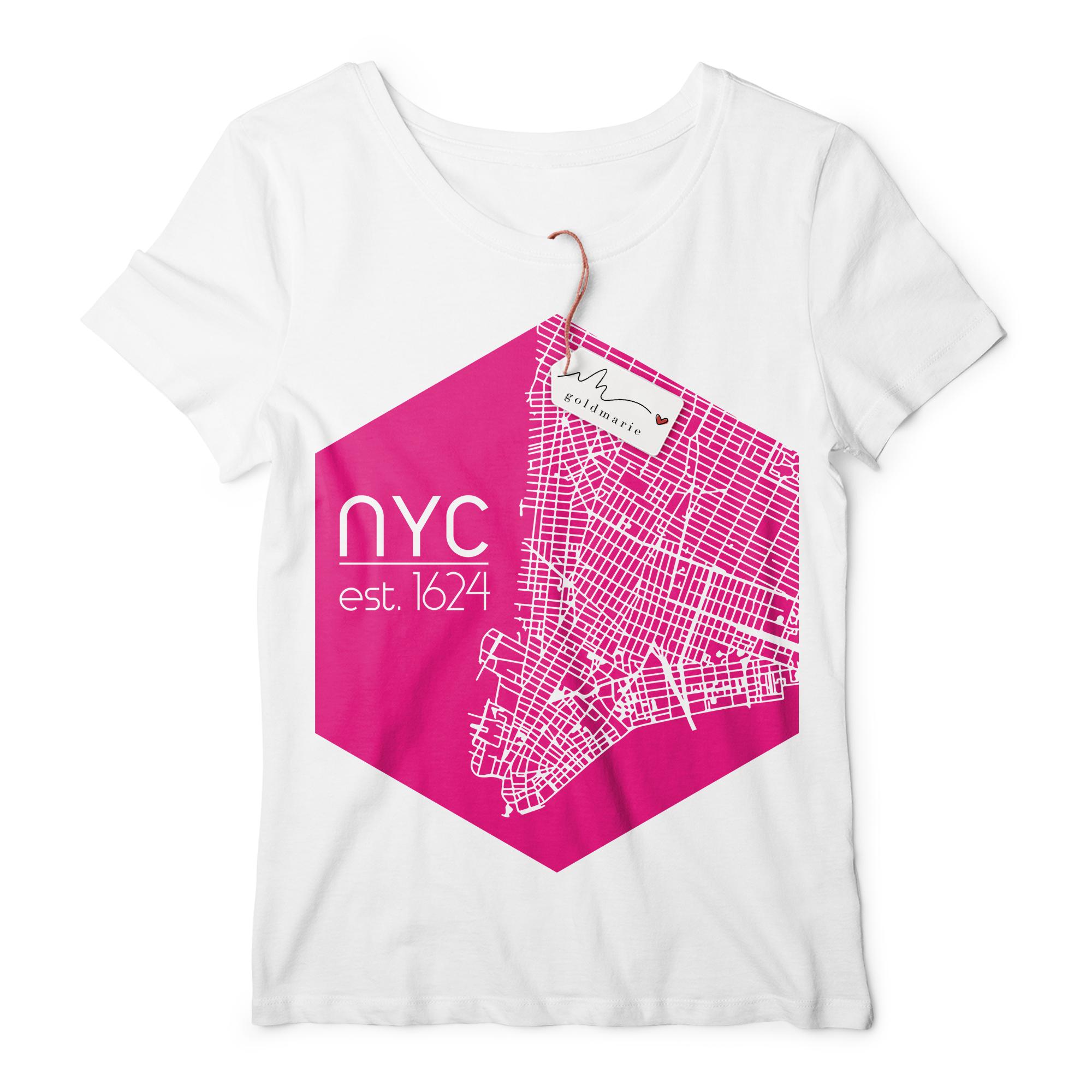 Goldmarie Plotterdatei NYC