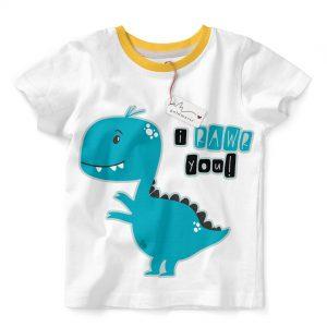 GOLDMARIE Plotterdatei - Dinosaurier, I RAWR you